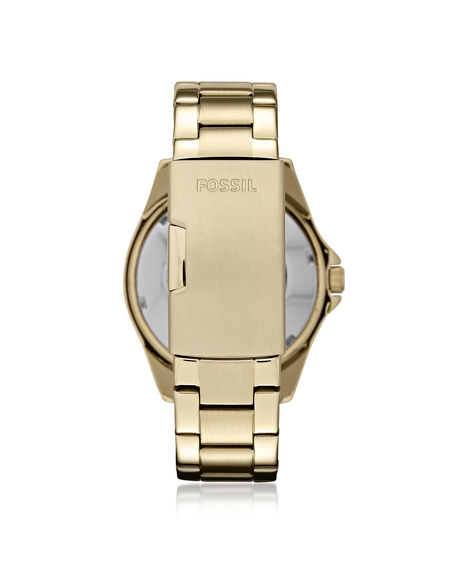 Fossil | золотистый Женские Часы ES3203 Riley | Clouty