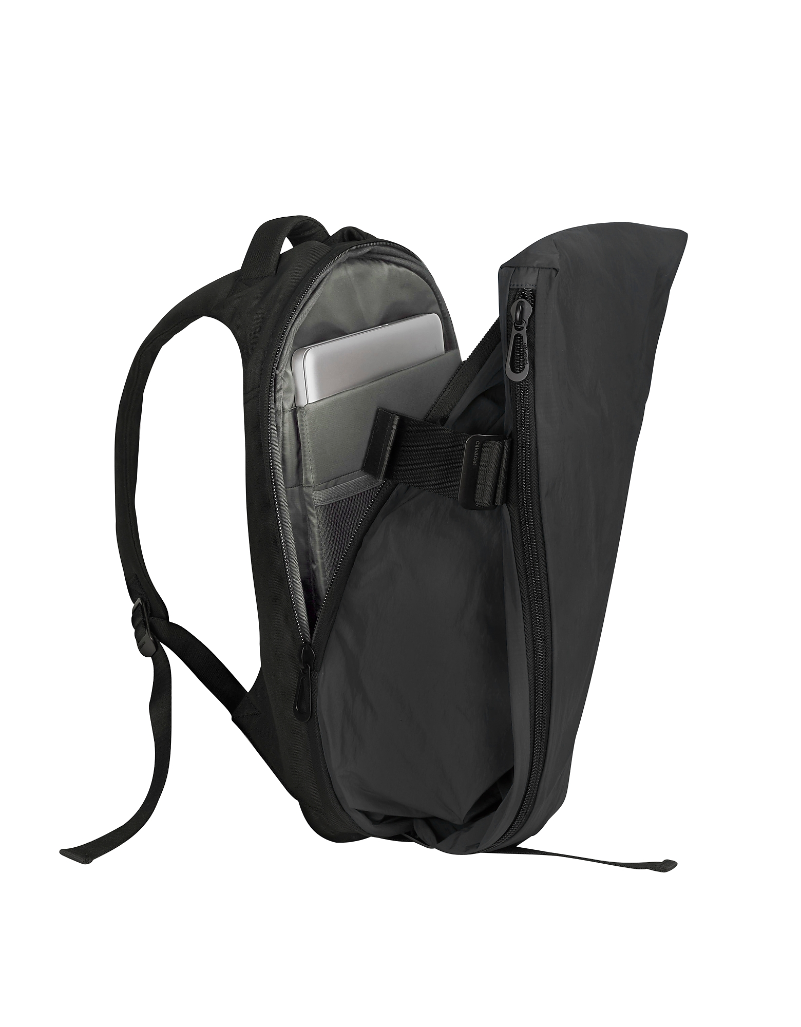 Côte & Ciel | Isar Memory Tech - Черный Рюкзак | Clouty
