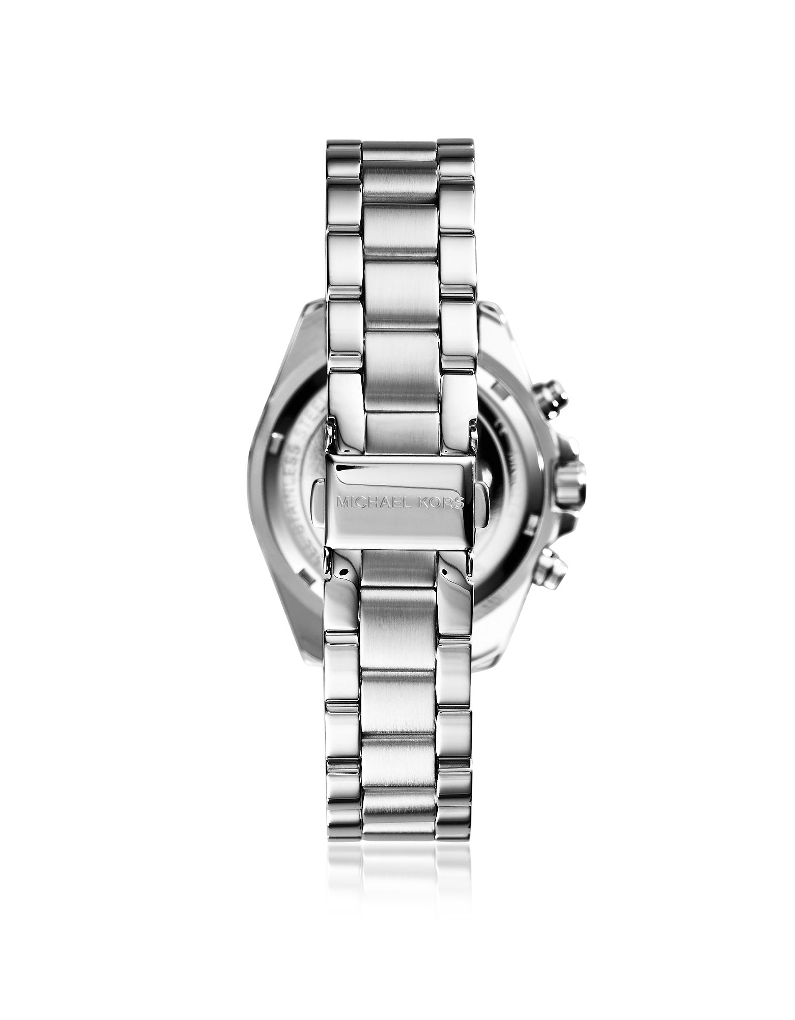 MICHAEL KORS | серебристый Серебристые Женские Часы Mini Bradshaw | Clouty