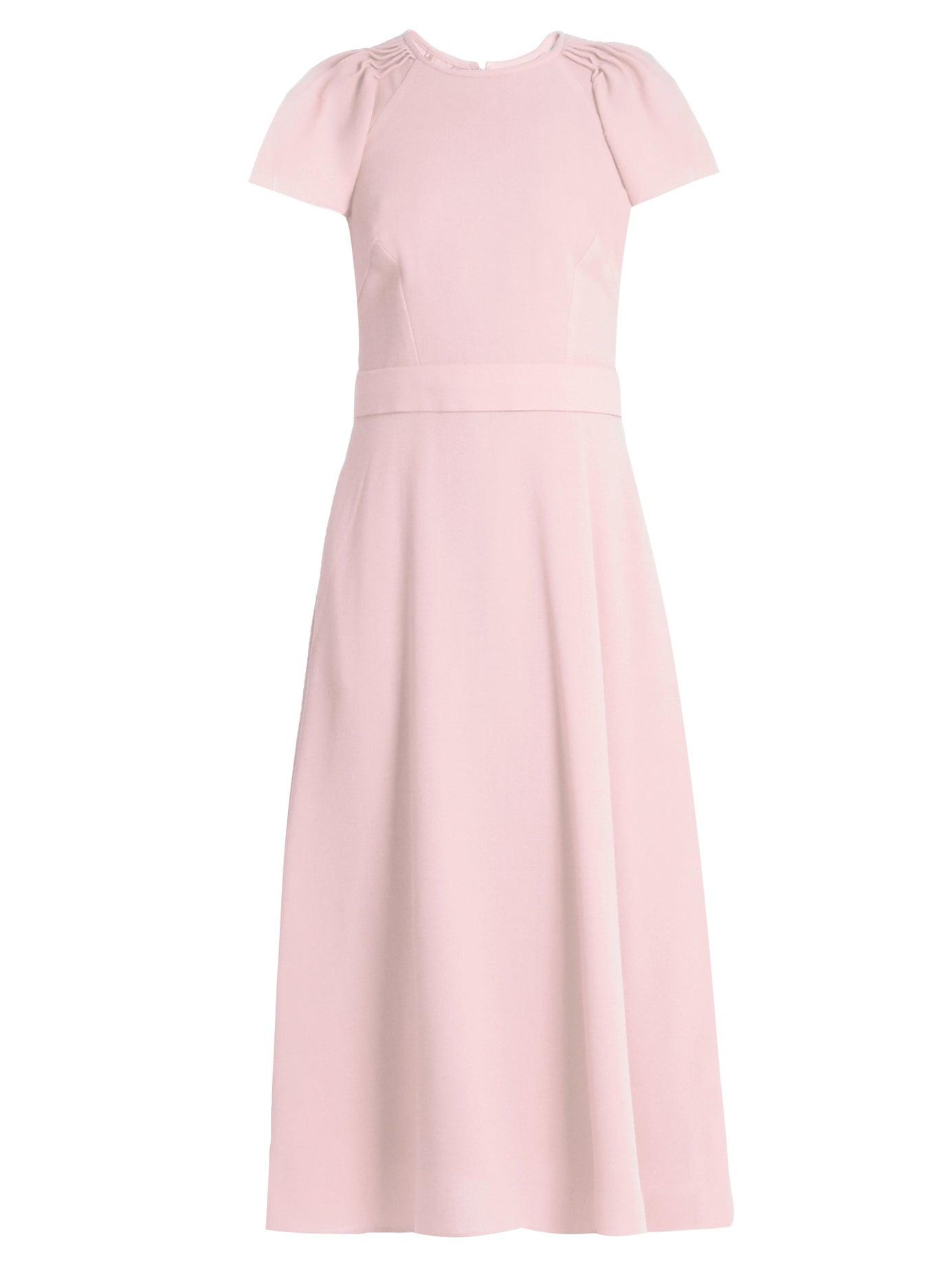 Goat | Dionne wool-crepe dress | Clouty