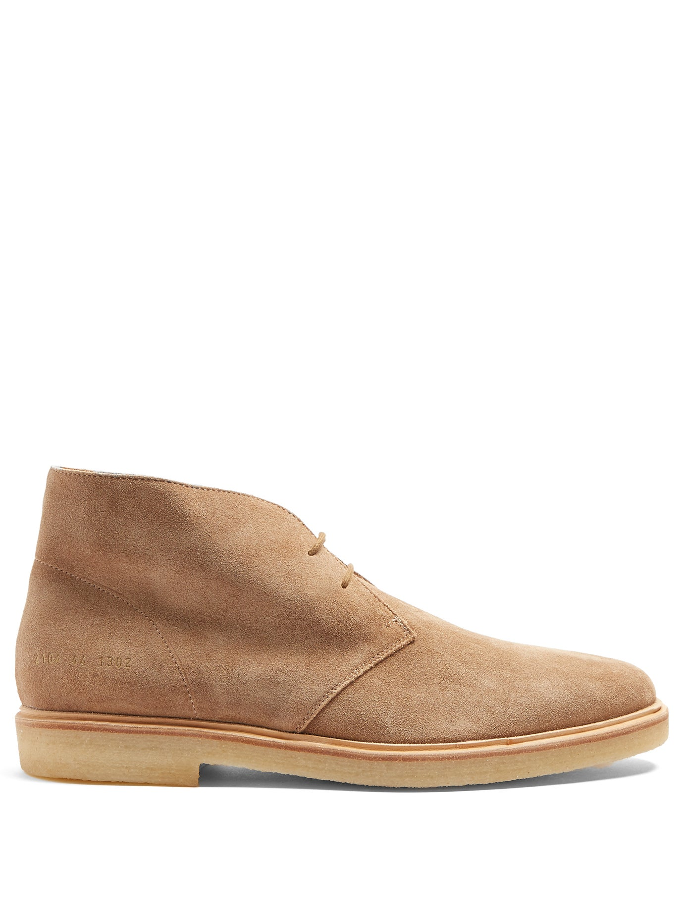 Common Projects | Suede chukka boots | Clouty