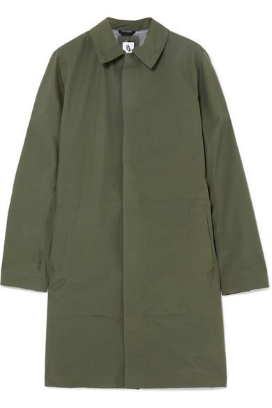 NIKE | Nike - + Riccardo Tisci Cotton Coat - Army green | Clouty