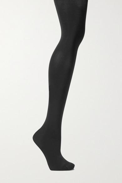 Spanx | Spanx - Luxe Leg High-rise 60 Denier Shaping Tights - Black | Clouty