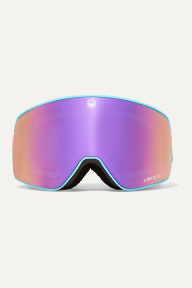 Dragon | Dragon - Nfx2 Mirrored Ski Goggles - Purple | Clouty