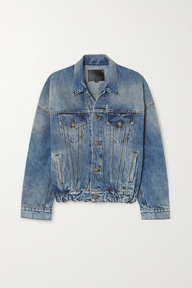 R13 | R13 - Denim Jacket - Mid denim | Clouty