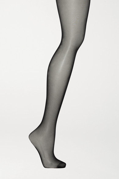 Falke | Falke - Pure Matt 20 Denier Tights - Black | Clouty