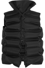 Фото Balenciaga - Inflatable Quilted Shell Vest - Black