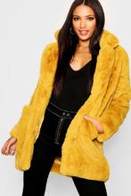 Пальто Boutique из искусственного меха