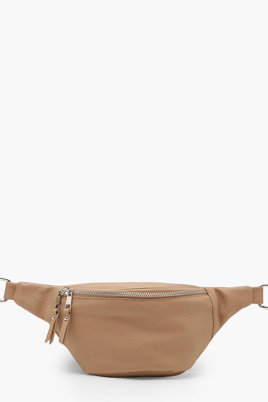 Boohoo | Поясная сумка из искусственной кожи | Clouty