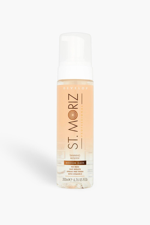 Boohoo | St. Moriz Clear Tanning Mousse Medium Dark | Clouty