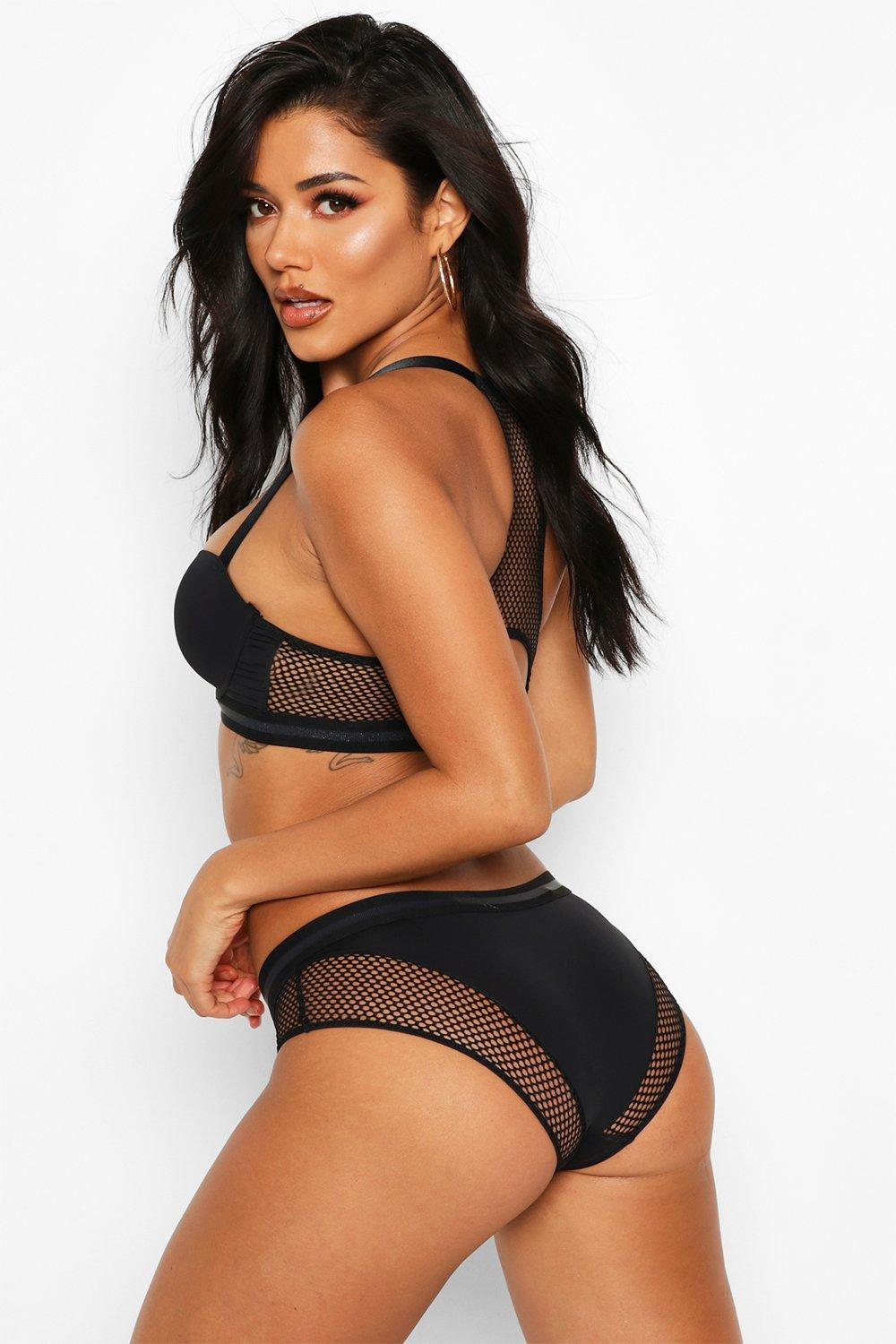 Boohoo   Fishnet Hipster   Clouty