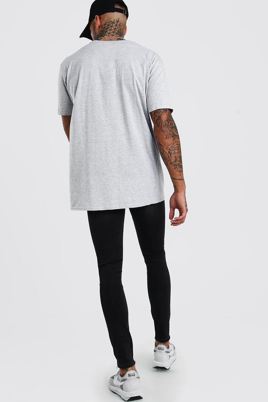 Boohoo | Суперзауженные джинсы с прорезями | Clouty