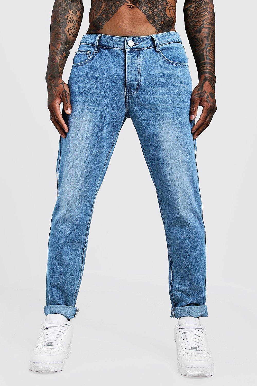 Boohoo | Узкие плотные джинсы | Clouty