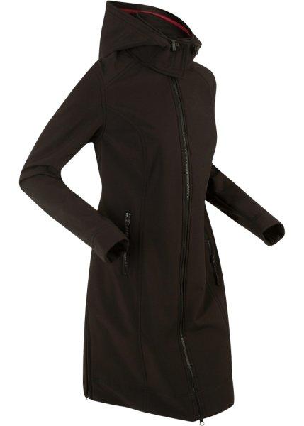 Куртка-стретч софтшелл (черный) CL000009379650 купить за 4490р c1209d28f18