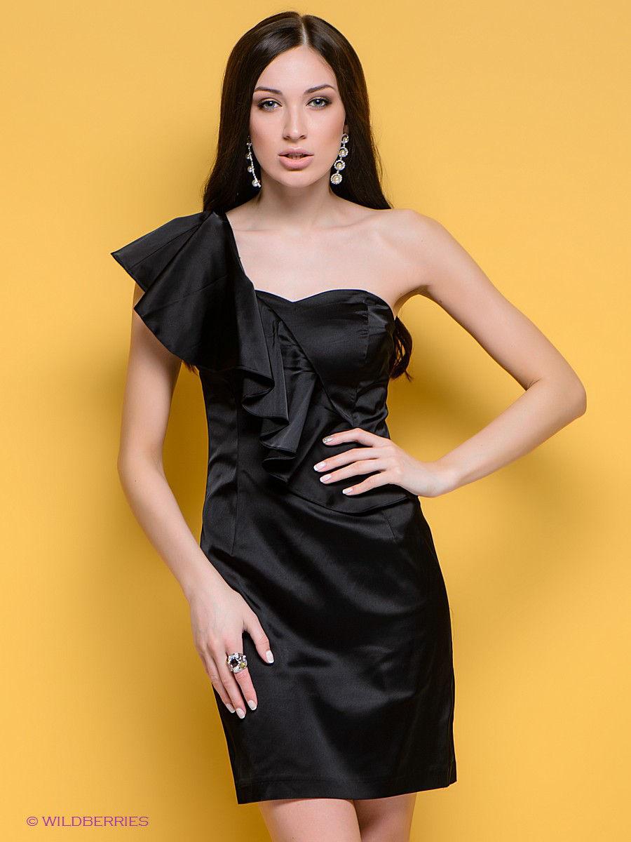 LOVE REPUBLIC | черный Платье | Clouty