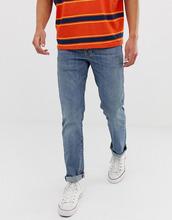 Светлые джинсы слим с заниженной талией Levi's 511 - coho creek - Синий
