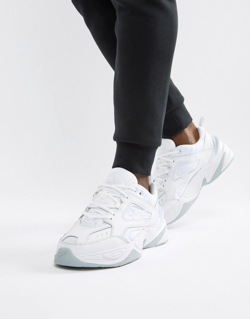 f3946339 NIKE | Белые кроссовки Nike M2K Tekno AV4789-101 - Белый | Clouty ...