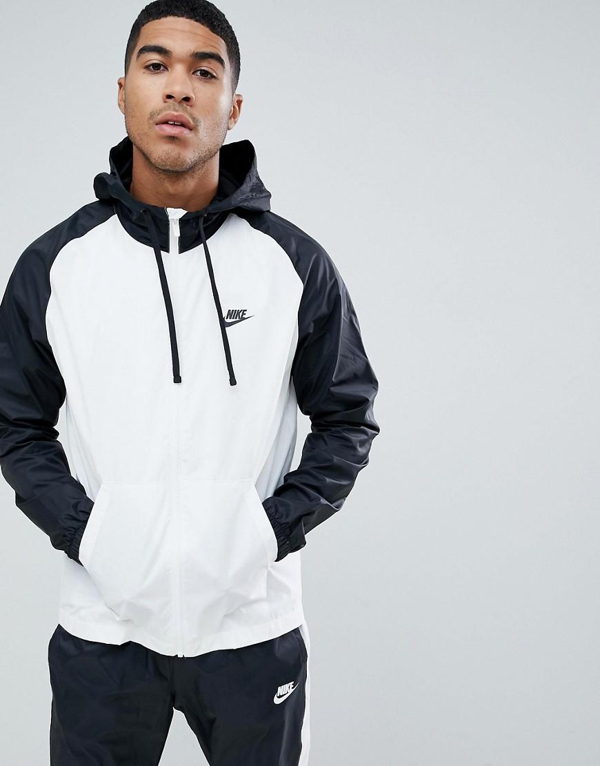 0642d9df ... NIKE | Черный спортивный костюм колор блок Nike 928119-011 - Черный |  Clouty