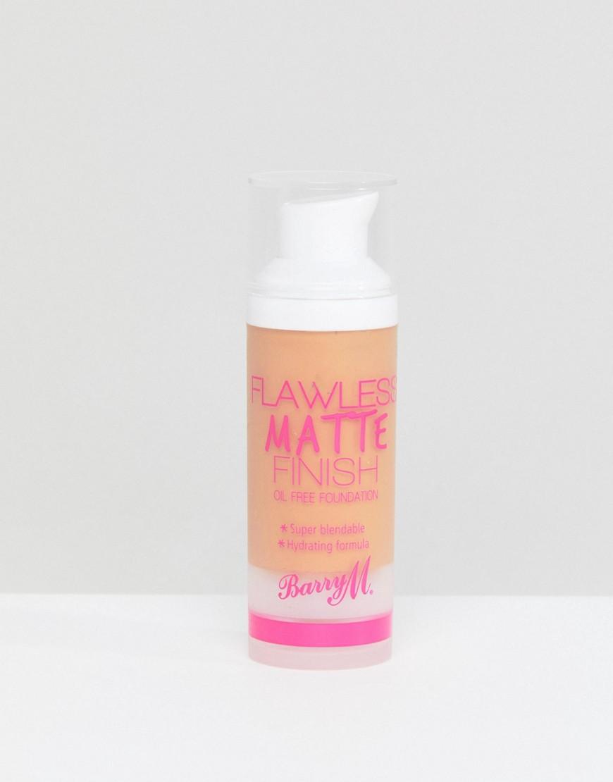 Barry M | Не содержащая масел тональная основа Barry M Matte 30 г - Кремовый | Clouty