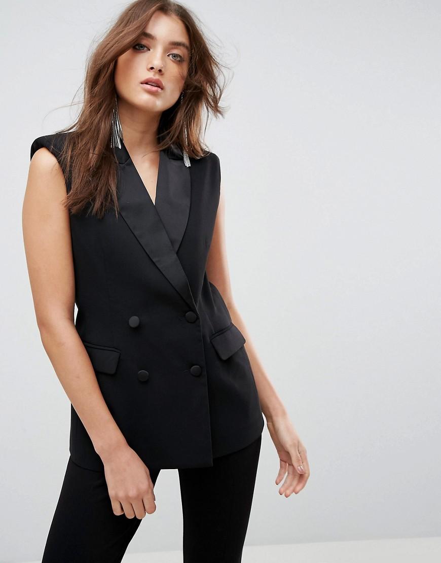 пиджак без рукавов купить