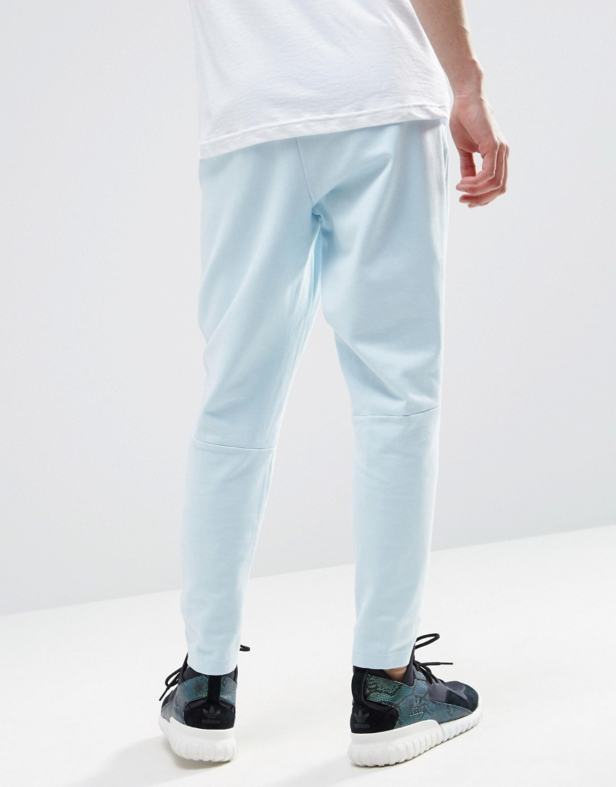 adidas | Джоггеры Adidas ZNE AY0081 - Синий | Clouty