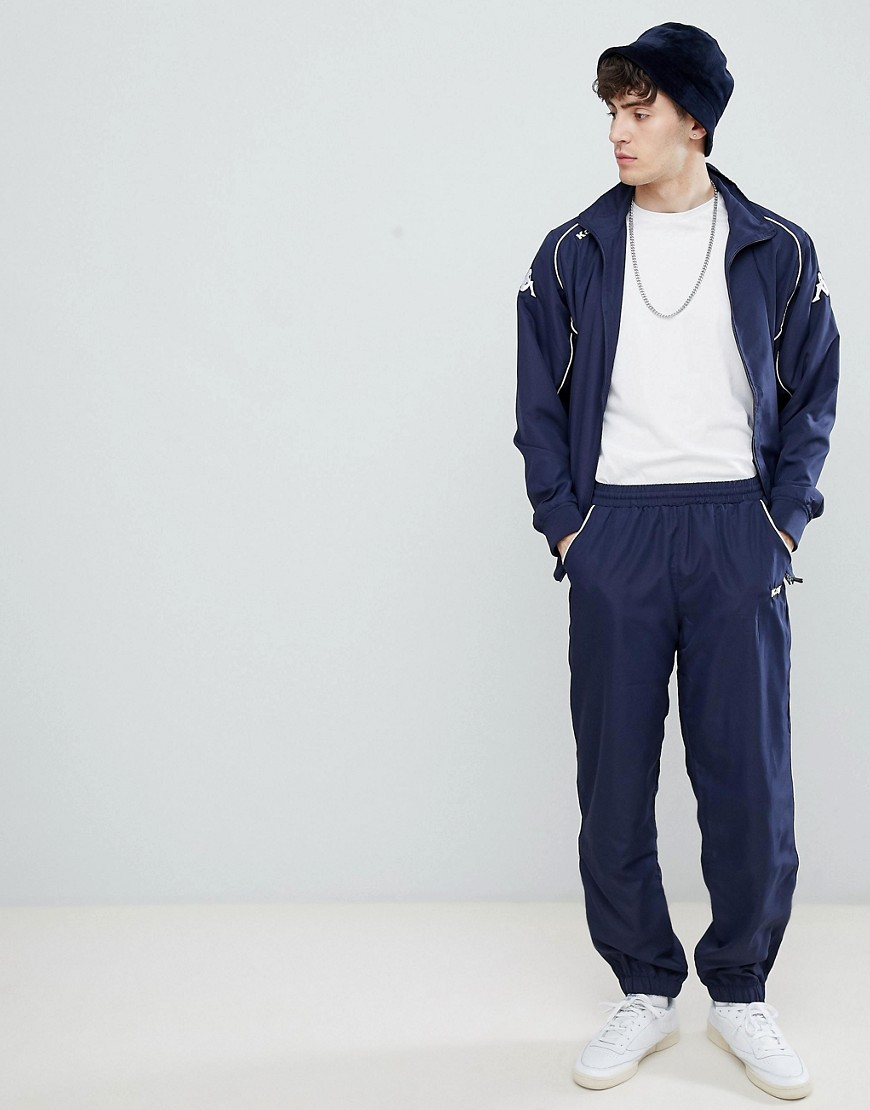 662a8dc7 Спортивный костюм Kappa Spinea - Темно-синий CL000021720845, цвет ...