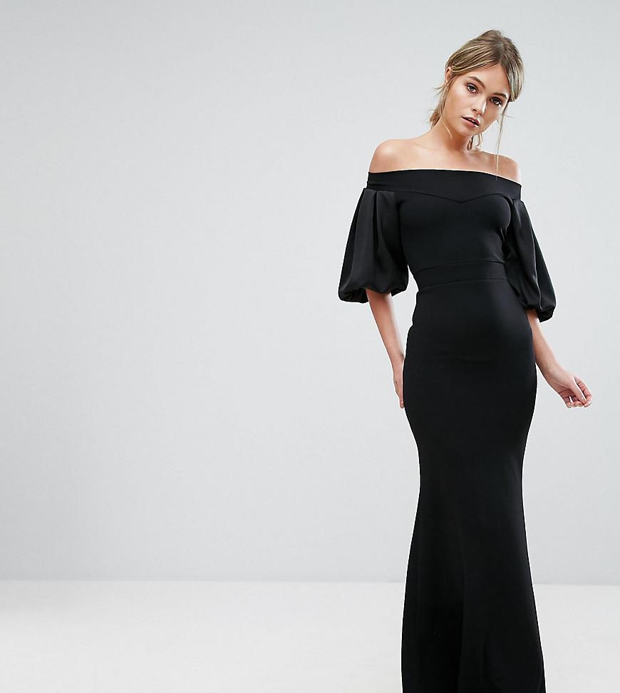 платье в пол с открытыми плечами фото галочку определять автоматически