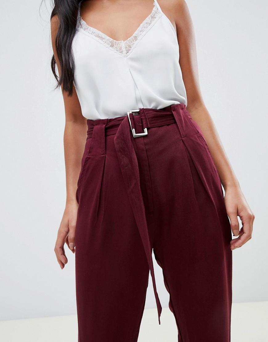 основе картинки штаны с высокой талией лучшее