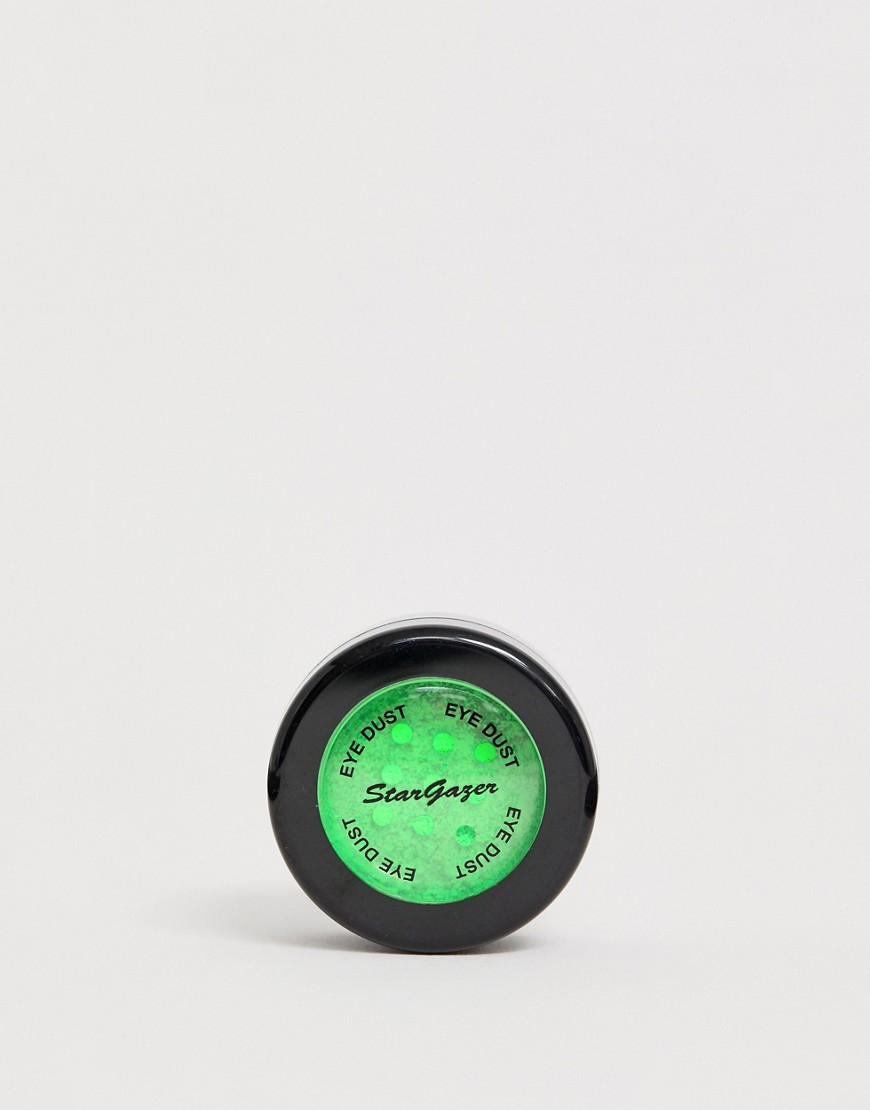Stargazer | Неоновые тени для век Stargazer - 201 Neon Green - Зеленый | Clouty