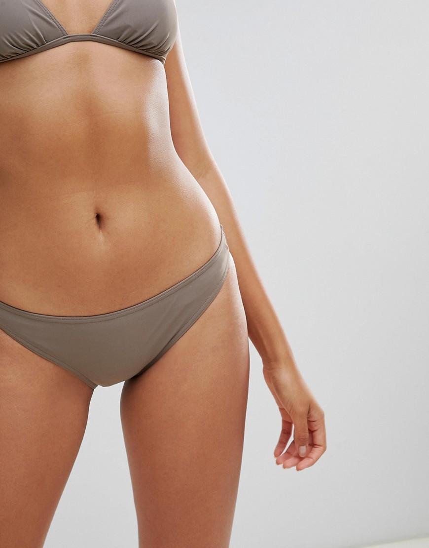 Calvin Klein | Трусики-бикини Calvin Klein - Светло-бежевый | Clouty