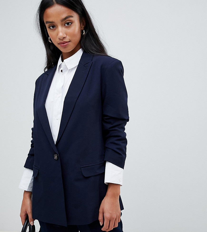 Womens petite blazer girlfriends gives boyfriends