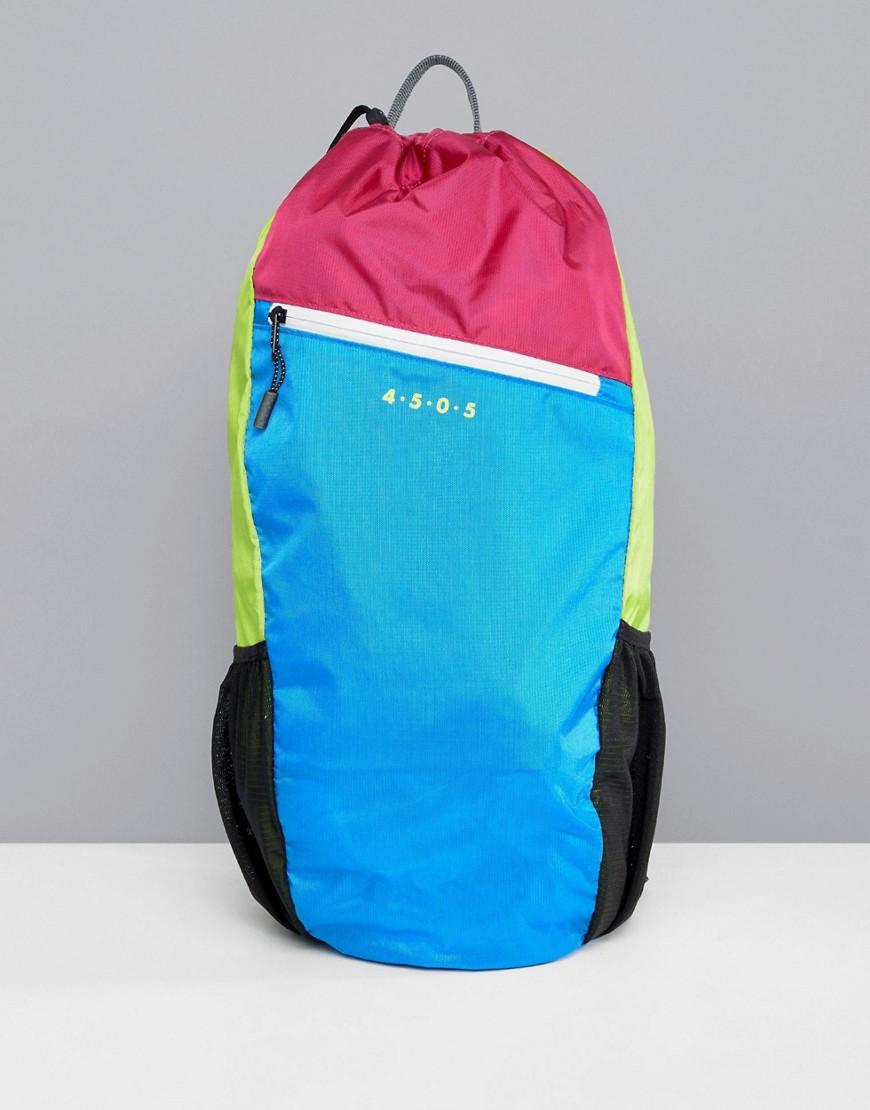 ASOS | Рюкзак в стиле колор блок ASOS 4505 running - Мульти | Clouty
