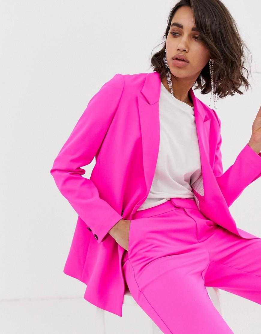 Custom Made | Розовый пиджак Custommade Anya - | Clouty