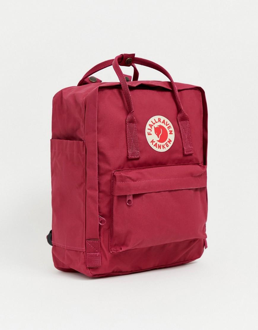 Fjällräven | Красный рюкзак Fjallraven Kanken - 16 л - | Clouty
