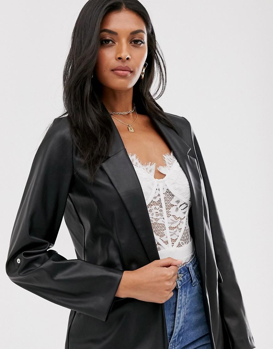 дизайнерские кожаные жакеты женские фото использовать