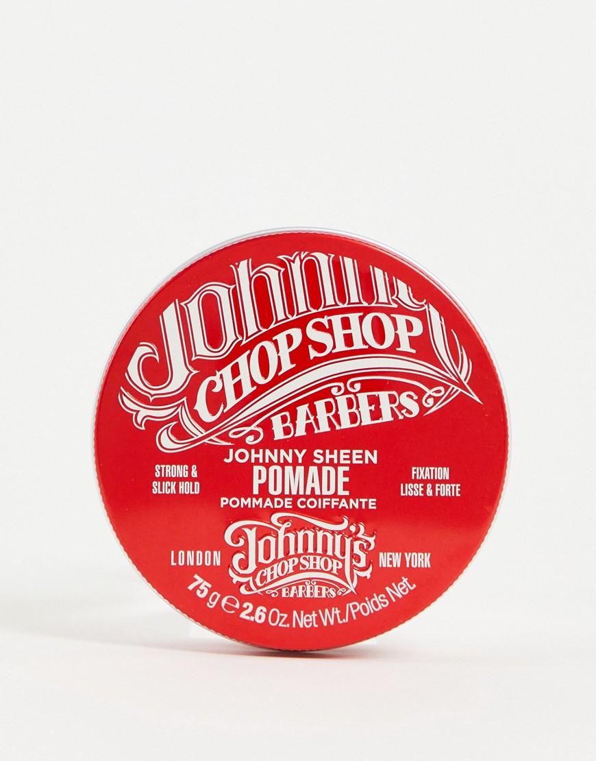 Johnny's Chop Shop | Помада для укладки волос сильной фиксации Johnny's Chop Shop - Мульти | Clouty