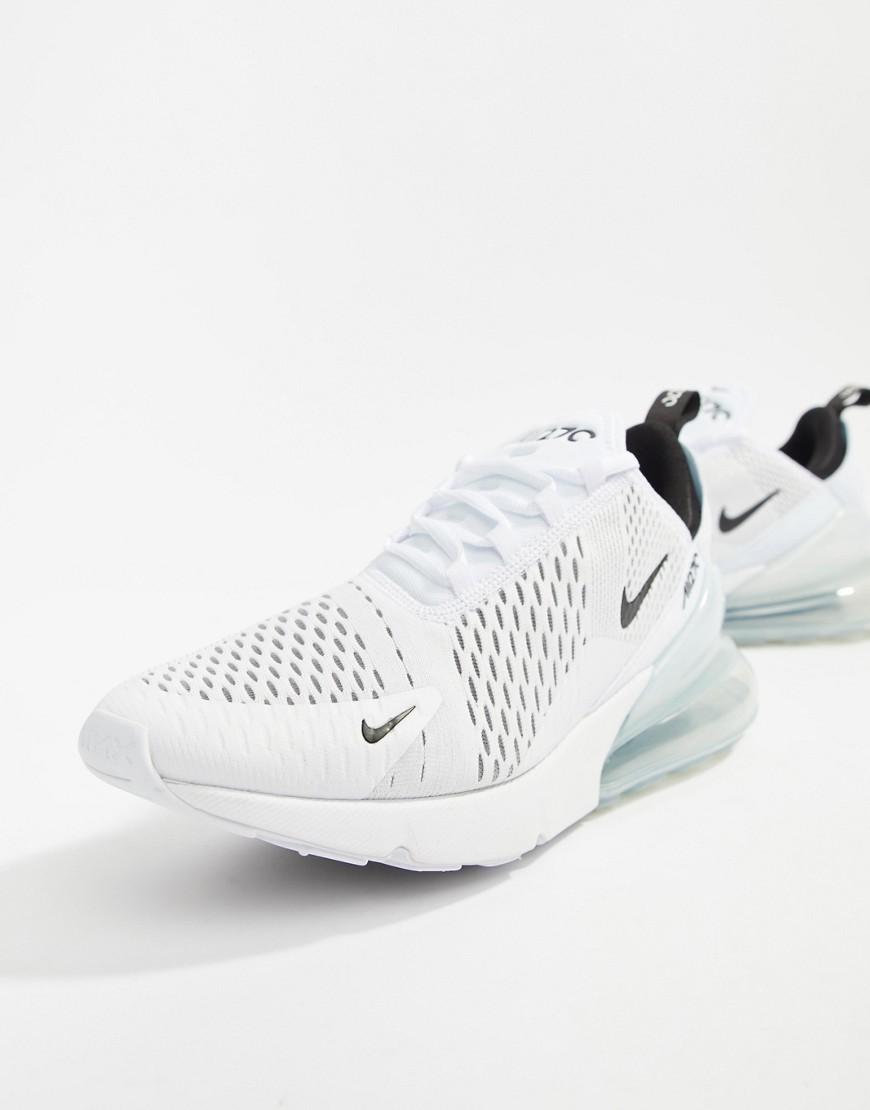 Белые кроссовки Nike Air Max 270 AH8050-100 - Белый CL000024708998 ... e736c9fa43328
