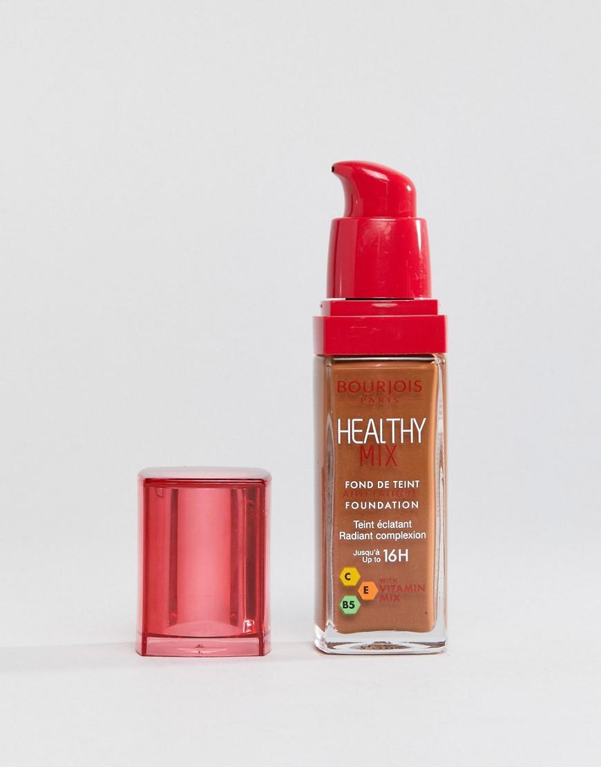 Bourjois | Тональный крем Bourjois Healthy Mix - Рыжий | Clouty