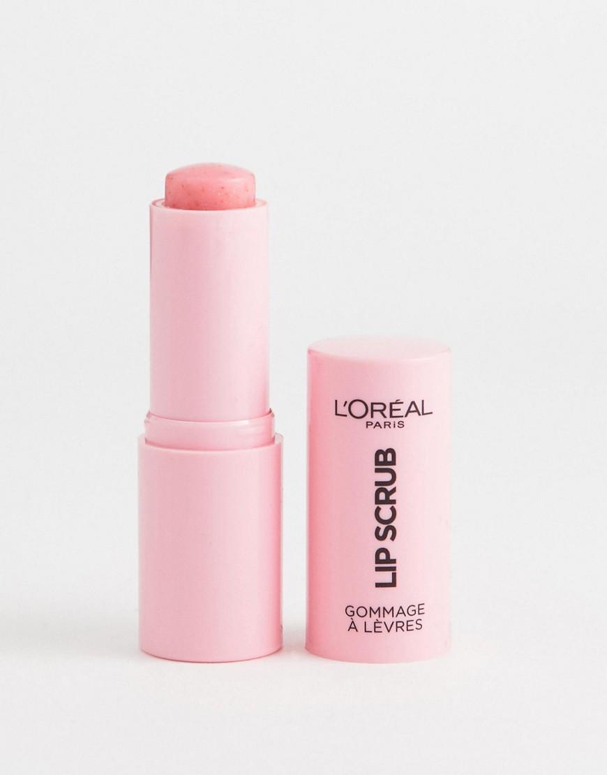 L'Oréal Paris | Скраб для губ LOreal Paris Lip Spa 02 Berry Blast - Розовый | Clouty