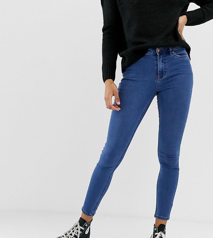New Look | Мягкие джинсы скинни New Look India - Синий | Clouty