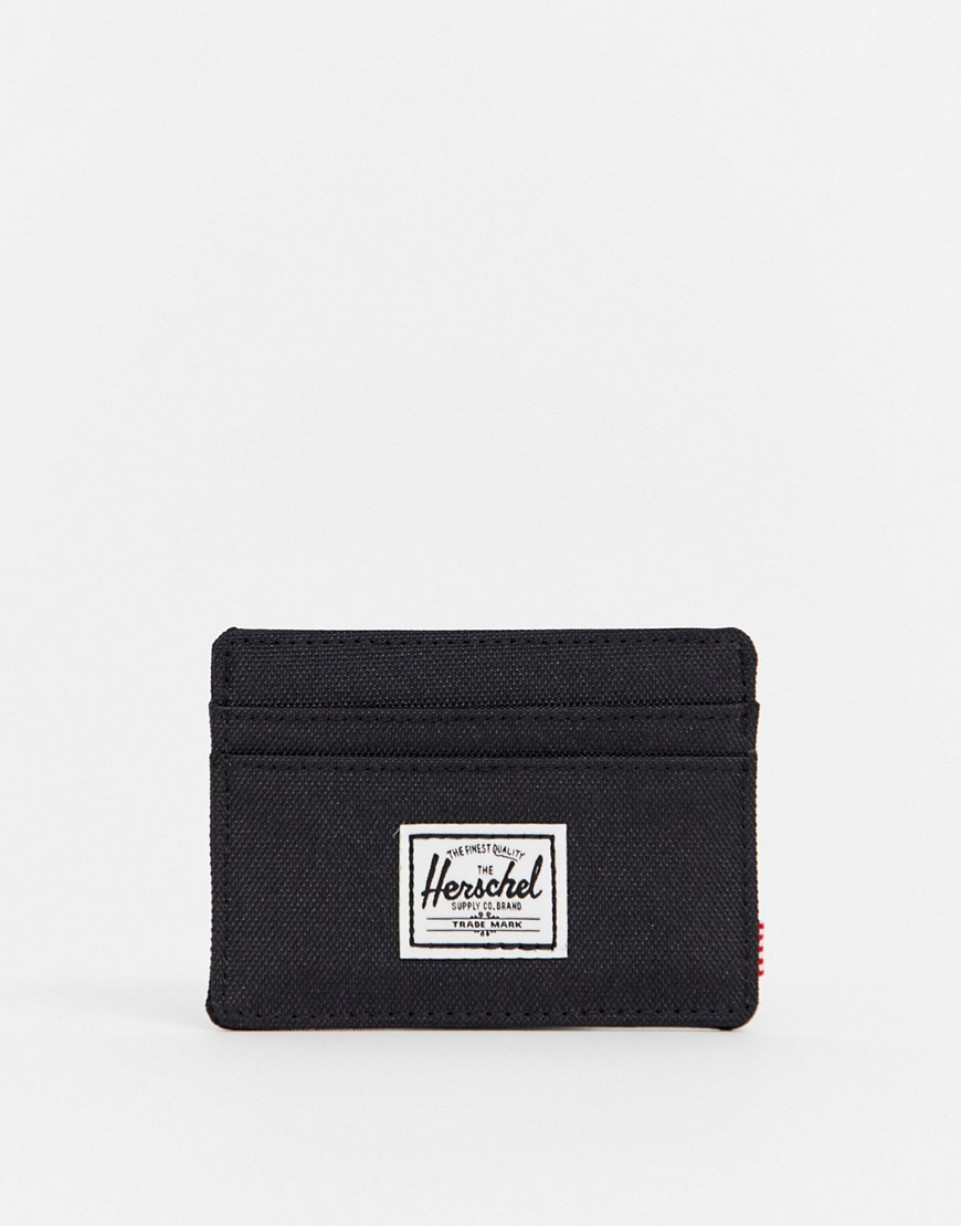 Herschel Supply Co | Визитница Herschel Supply Co Charlie - Черный | Clouty