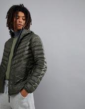 Jack Wolfskin   Дутая куртка цвета темного хаки Jack Wolfskin Vista -  Зеленый   Clouty 03a192f6f0e