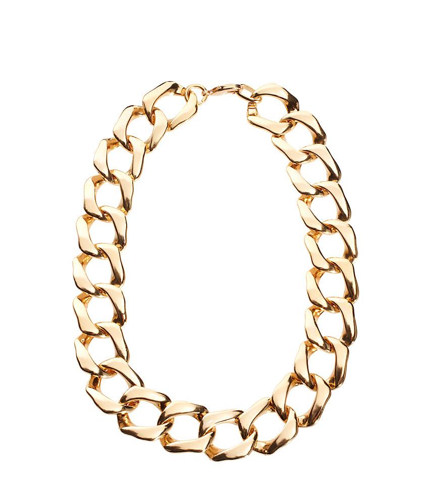 Gogo Philip | Классическое ожерелье-цепочка Gogo Philip - Золотой | Clouty
