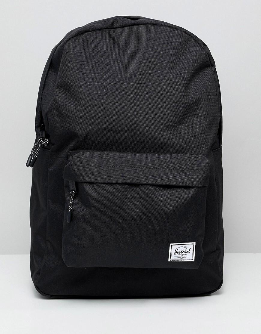 Herschel Supply Co | Классический рюкзак Herschel Supply Co 21l - Черный | Clouty
