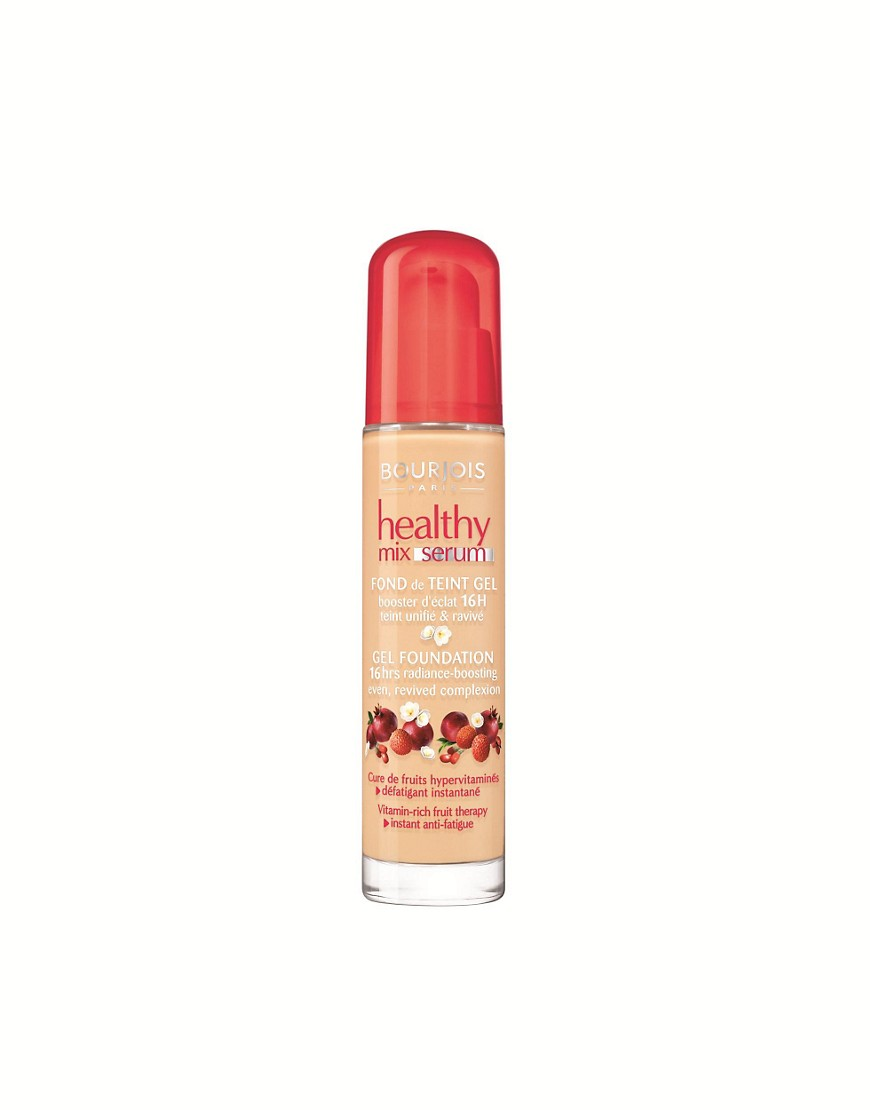Bourjois | Тональная основа Bourjois Healthy Mix Serum - Кремовый | Clouty