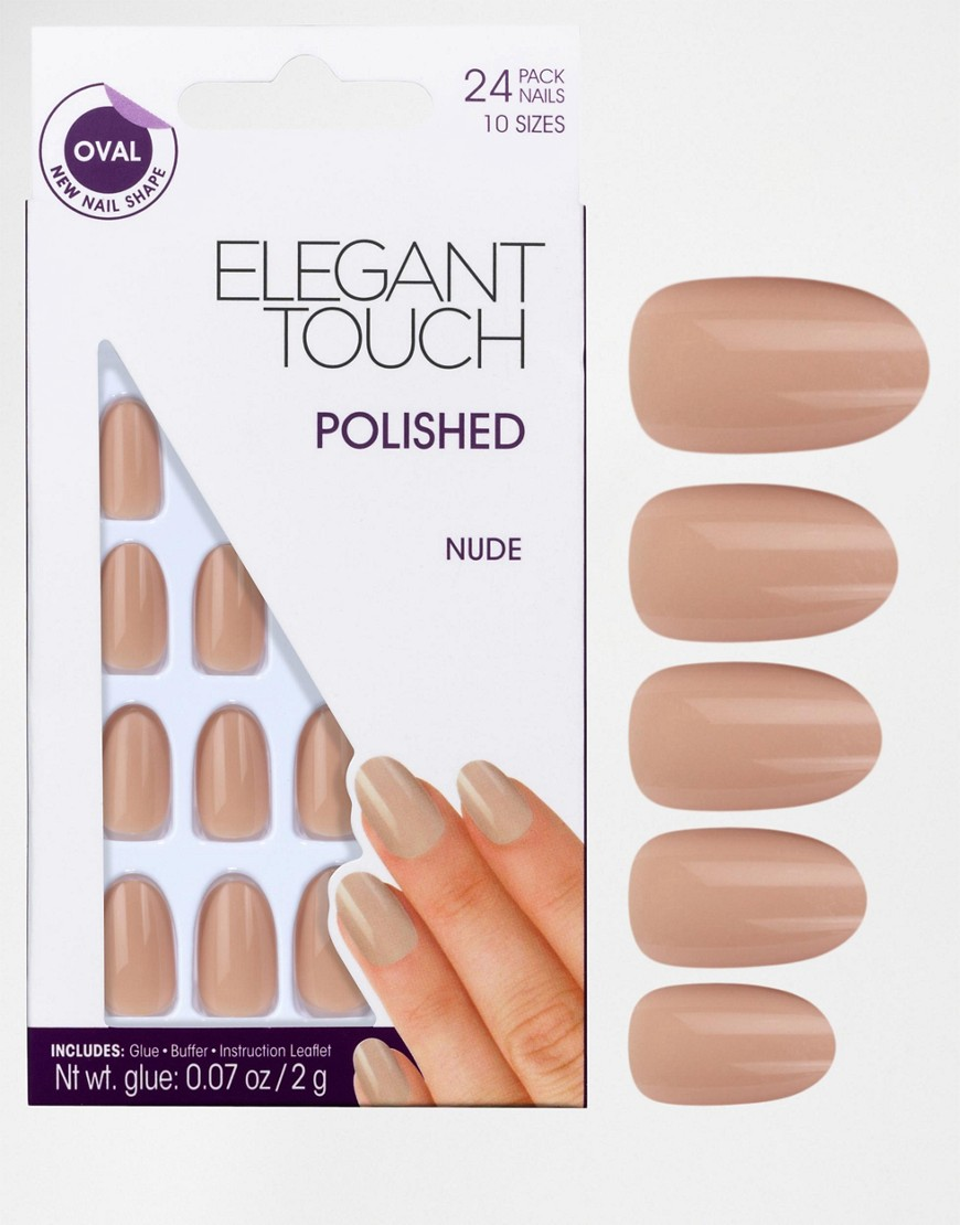 Elegant Touch | Ногти Elegant Touch Polished - Розовый | Clouty