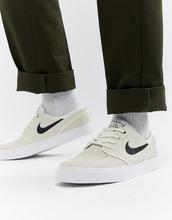 NIKE SB   Бежевые кроссовки Nike SB Zoom Stefan Janoski 333824-107 -  Зеленый   ae45a304c45
