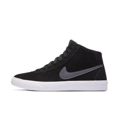 NIKE | Черный Женская обувь для скейтбординга Nike SB Bruin High | Clouty