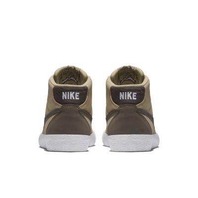 NIKE | Хаки Женская обувь для скейтбординга Nike SB Bruin High | Clouty