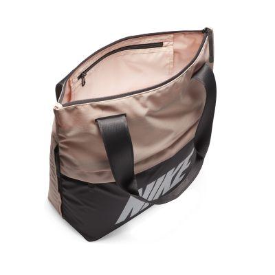 981773d732c6 NIKE | Розовый Женская сумка-тоут с графикой для тренинга Nike Radiate |  Clouty